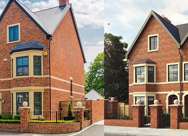 Spot the Difference – Compare our CGIs with photos of the finished builds