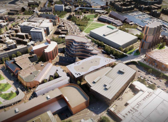 Using CGIs and Flythroughs To Secure New Contracts