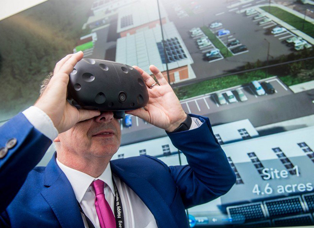 Virtual Reality and Augmented Reality in Property Marketing