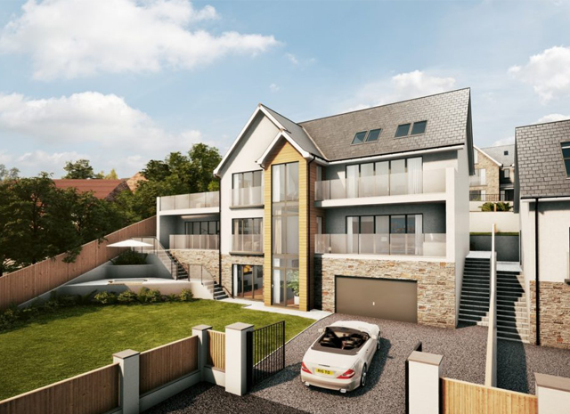 9 New Homes Sold Off Plan Without A Show Home